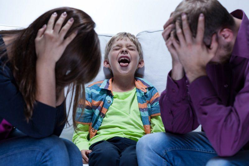 Płacz, napady złości, krzyk i agresja u dziecka – szukaj pomocy u psychologa dziecięcego
