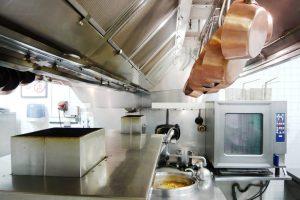 Nieprzyjemny zapach w restauracji? Zainwestuj w porządny okap gastronomiczny