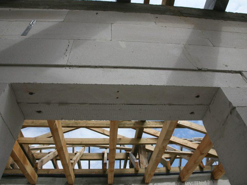 Belka nadprożowa – czy gotowy prefabrykat z betonu komórkowego będzie dobrym rozwiązaniem?