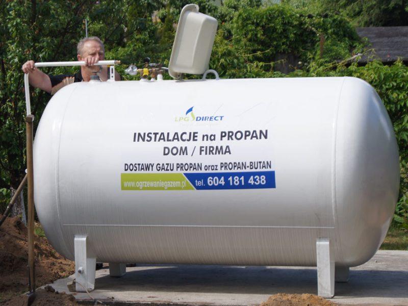 Gaz propan – dlaczego opłaca się zainwestować w ten opał?