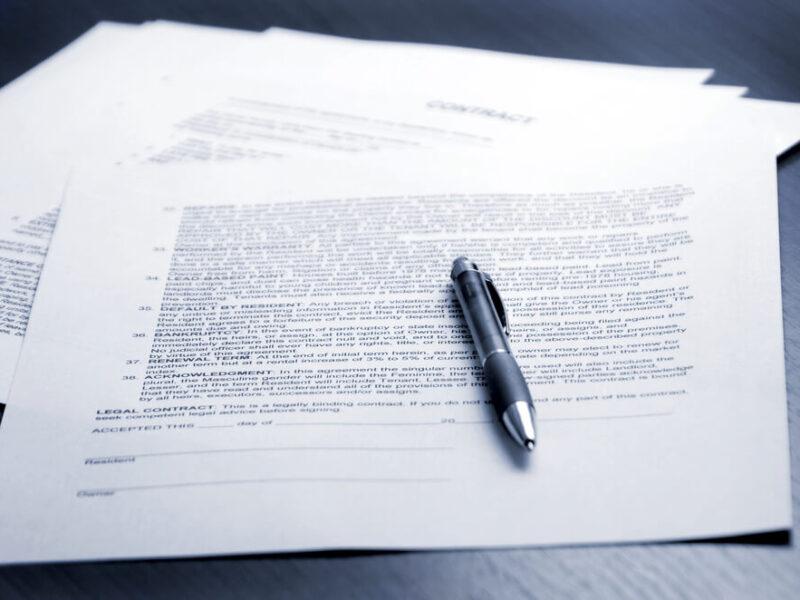 Co należy wiedzieć przed sporządzeniem umowy deweloperskiej?
